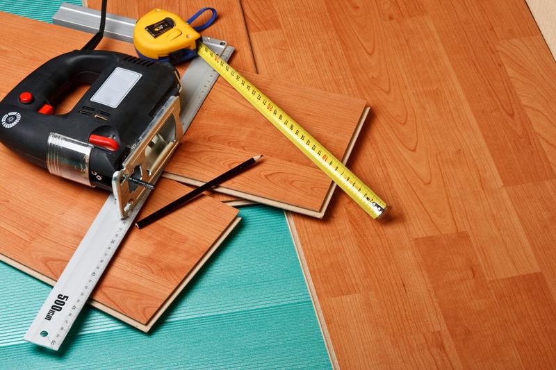 boden vorbereiten f r vinylboden verlegen. Black Bedroom Furniture Sets. Home Design Ideas
